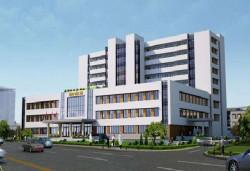Tòa nhà Trung tâm Bệnh viện Quân y 103