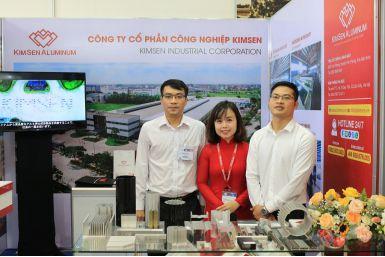 KIMSEN tại Triển lãm VME 2019: Cơ hội vàng kết nối sản xuất
