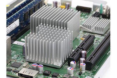 Ứng dụng nhôm tản nhiệt công nghiệp trong sản xuất linh kiện