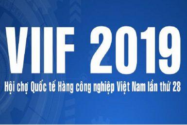 Hội chợ Quốc tế Hàng Công nghiệp Việt Nam 2019