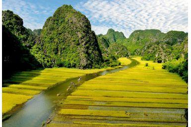 Đếm ngược tới chuyến Teambuilding của KIMSENers tại mảnh đất cố đô Ninh Bình