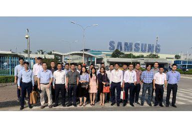 KIMSEN tham gia SAMSUNG Sourcing Fair 2019