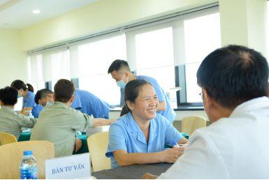 Khám sức khỏe định kỳ cho CBCNV năm 2019
