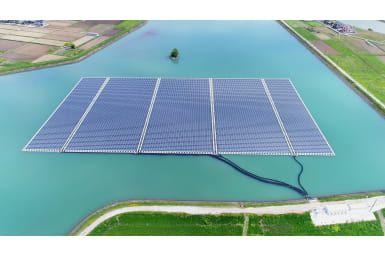 Giải pháp điện mặt trời lắp nổi trên mặt nước: Xu hướng của tương lai