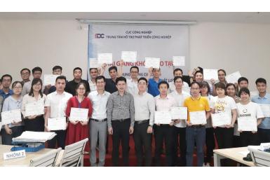 KIMSEN tham gia khóa đào tạo 5 Core Tools của Bộ Công Thương