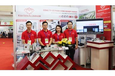 KIMSEN ghi dấu ấn tại Hội chợ Công nghiệp hỗ trợ Hà Nội 2020