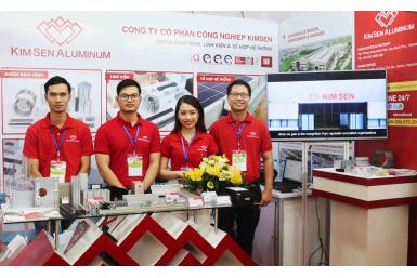 KIMSEN attended the Hanoi Supporting Industry Fair 2020