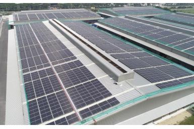 Nhôm KIMSEN đồng hành cùng các dự án Điện mặt trời