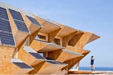 Những công trình kiến trúc lắp đặt pin mặt trời nổi tiếng thế giới