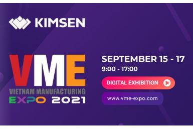 Thư mời tham dự Triển lãm Quốc tế về Công nghệ chế tạo Phụ tùng công nghiệp tại Việt Nam VME 2021