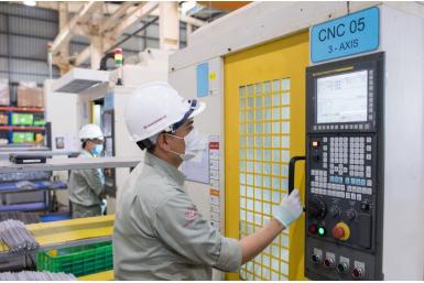 Tuyển dụng Kỹ sư thiết kế - lập trình máy CNC