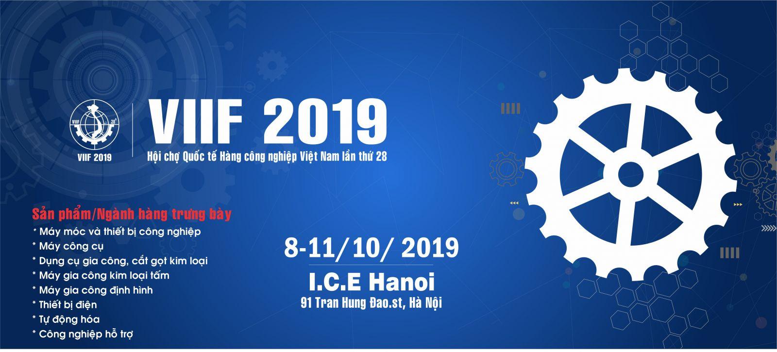 Dấu ấn của KIMSEN tại Hội chợ VIIF 2019